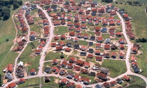 Luftbild 2001